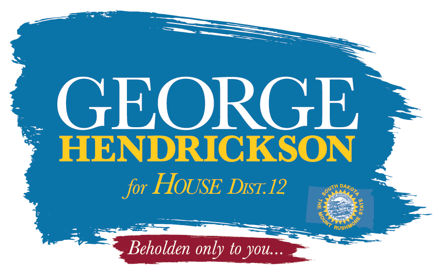 George Hendrickson for House Dist. 12